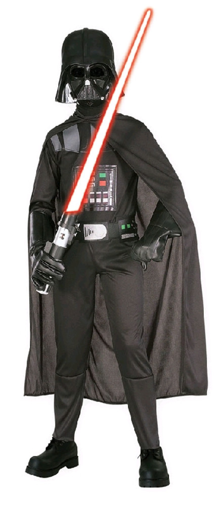 Star Wars Darth Vader suit child costume