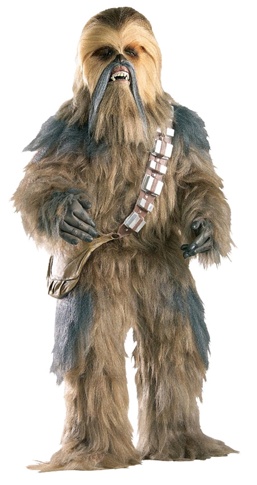 Star Wars - Supreme Edition Chewbacca Costume