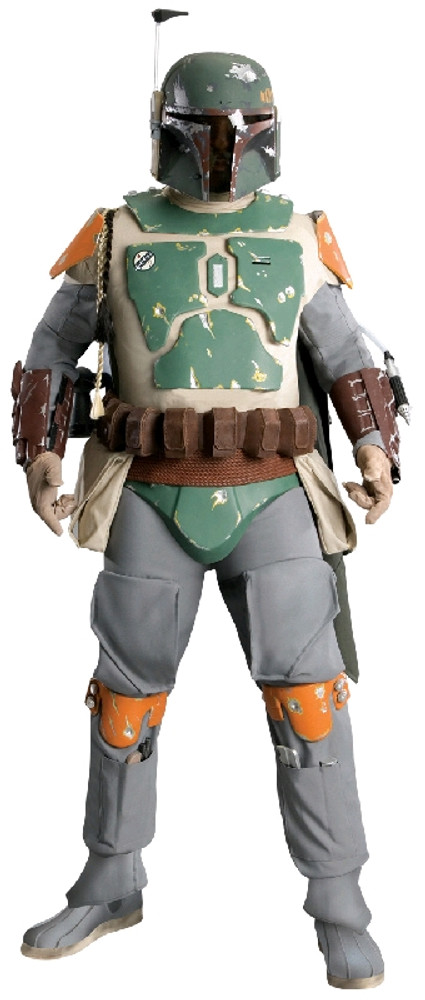 Star Wars - Supreme Boba Fett Adult Costume