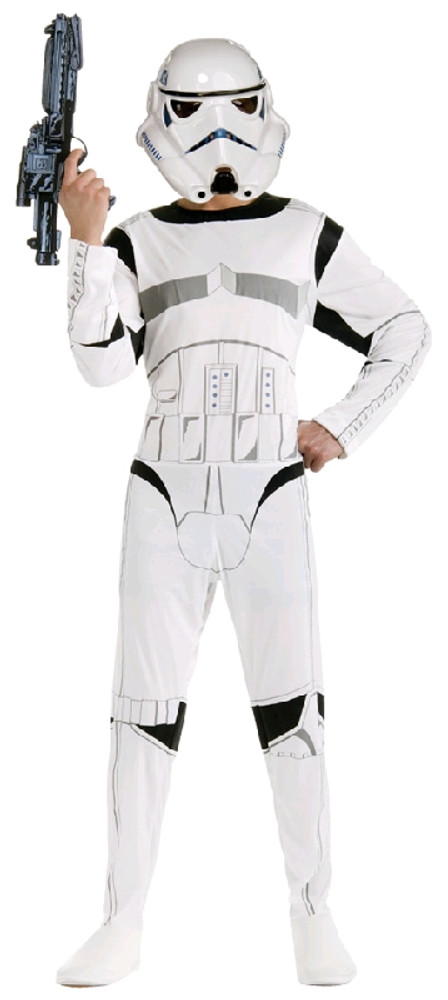 Star Wars - Stormtrooper Mens Costume