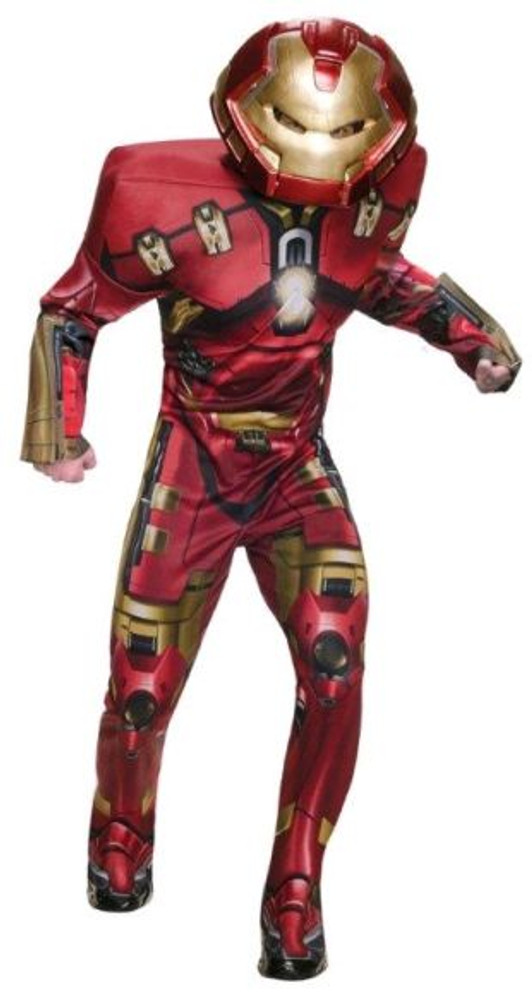 Iron Man Hulk Buster Deluxe Avengers 2 Adult Costume