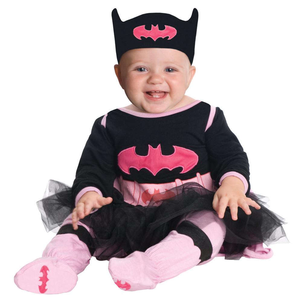Batgirl Superhero Onesie Costume