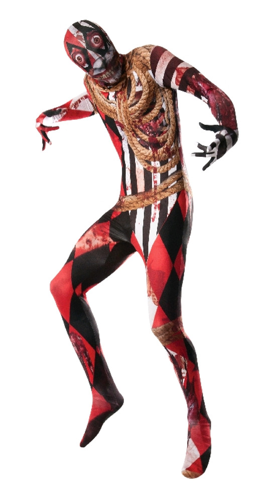 2nd Skin Acrosplat Costume