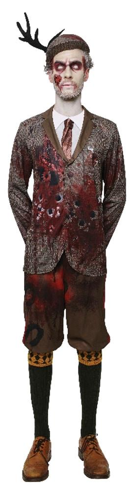 Lord Gravestone Halloween Mens Costume