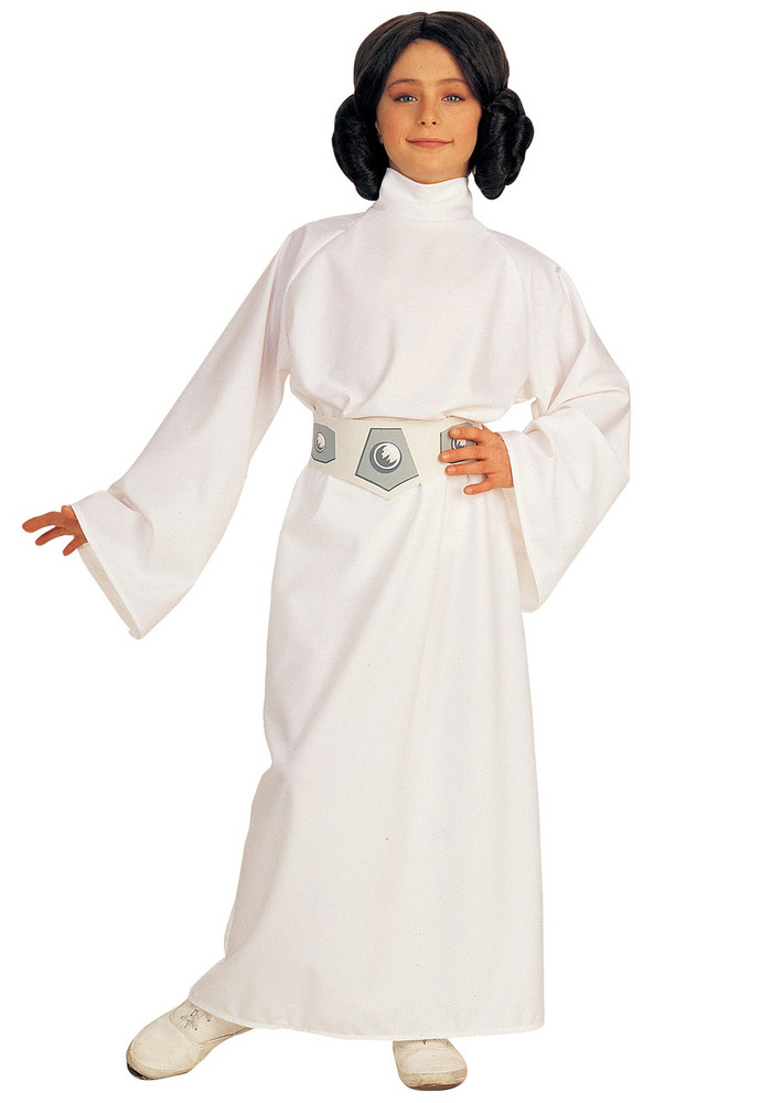 Star Wars Princess Leia Kids Costume