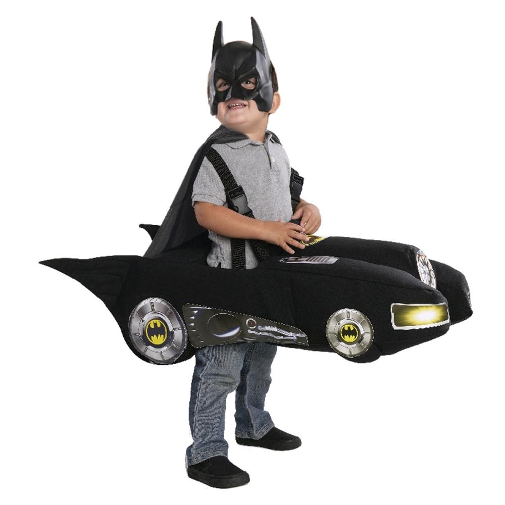 Batman - Batmobile Toddler Kids Costume