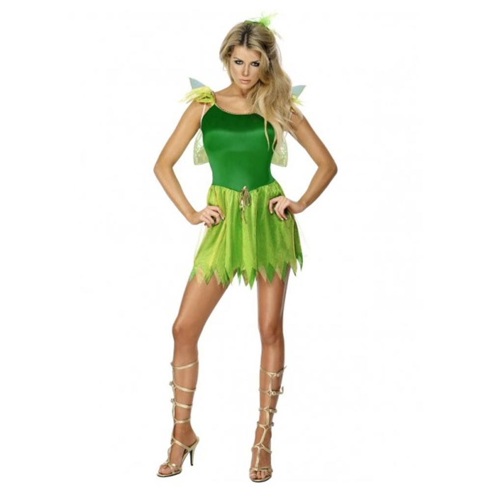 Fairy Woodland Pixie Costume
