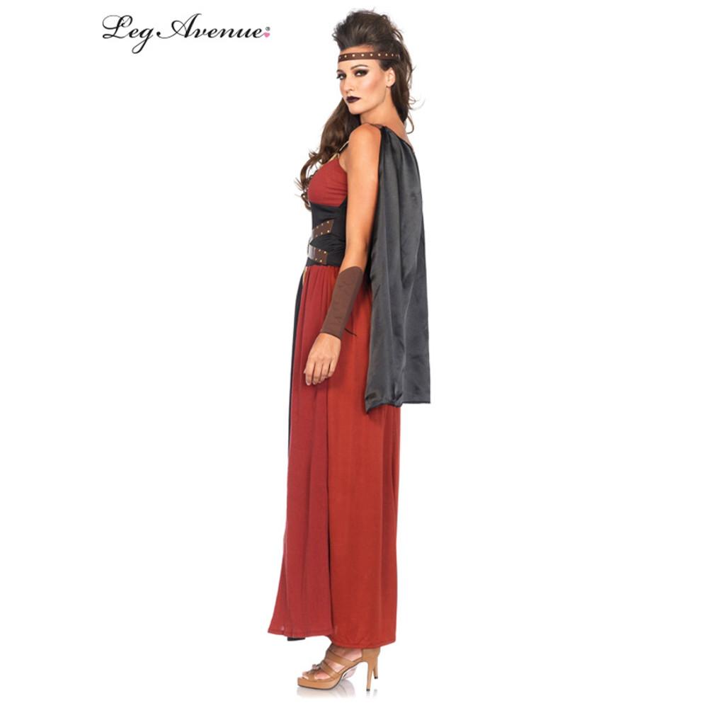 Regal Warrior Greek Womens Costume