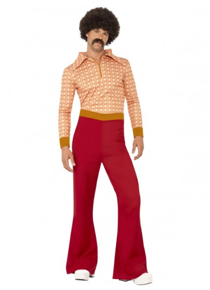 1970s Authentic Guy Mens Costume