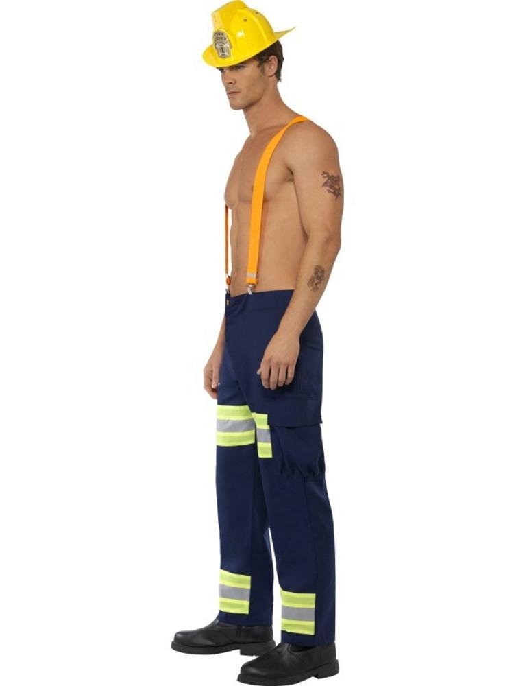 Firefighter Men's Costume