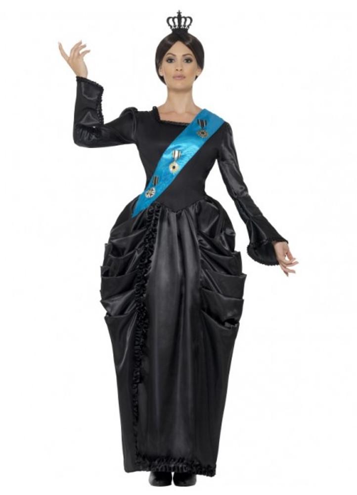 Queen Victoria Deluxe Costume