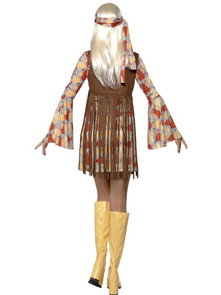 1970s Groovy Baby Womens Costume
