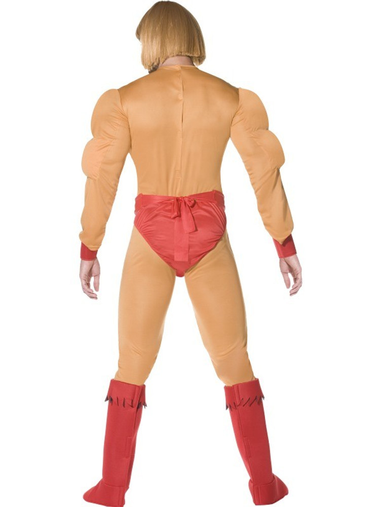 Masters of the Universe He Man Prince Adam Mens Costume