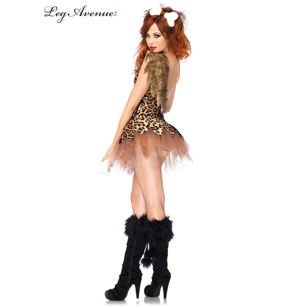 Cave Girl Cutie Womens Costume