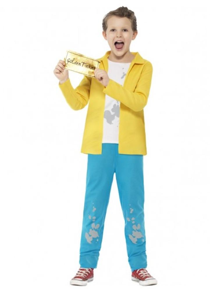 Roald Dahl Charlie Bucket Kids Costume