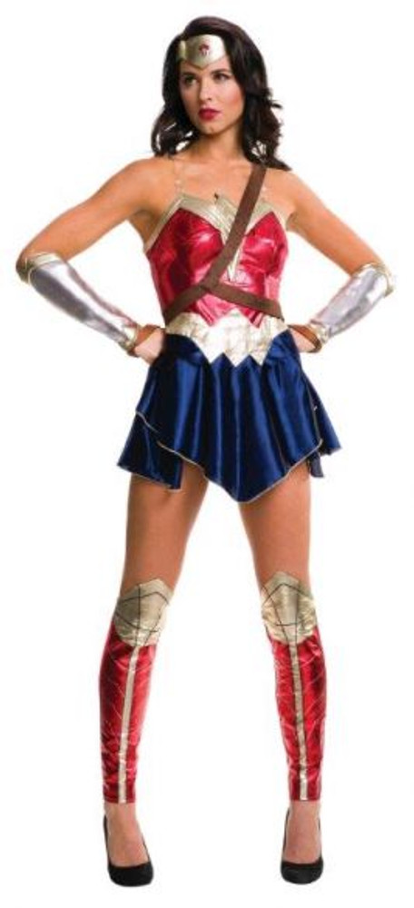 Wonder Woman Women's Dawn of Justice Costume