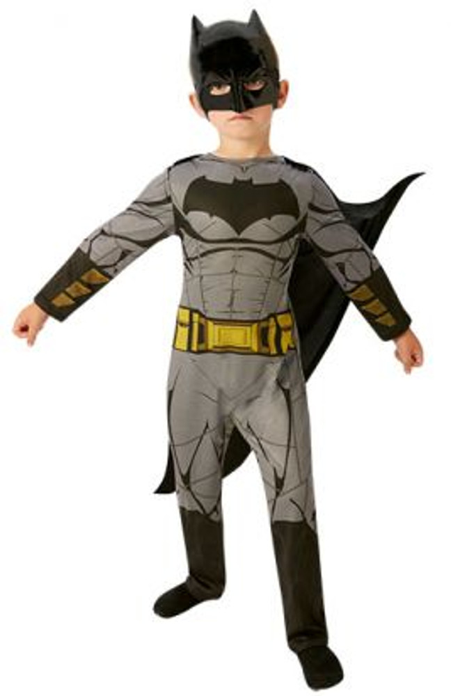 Batman Dawn of Justice Classic Boys Costume