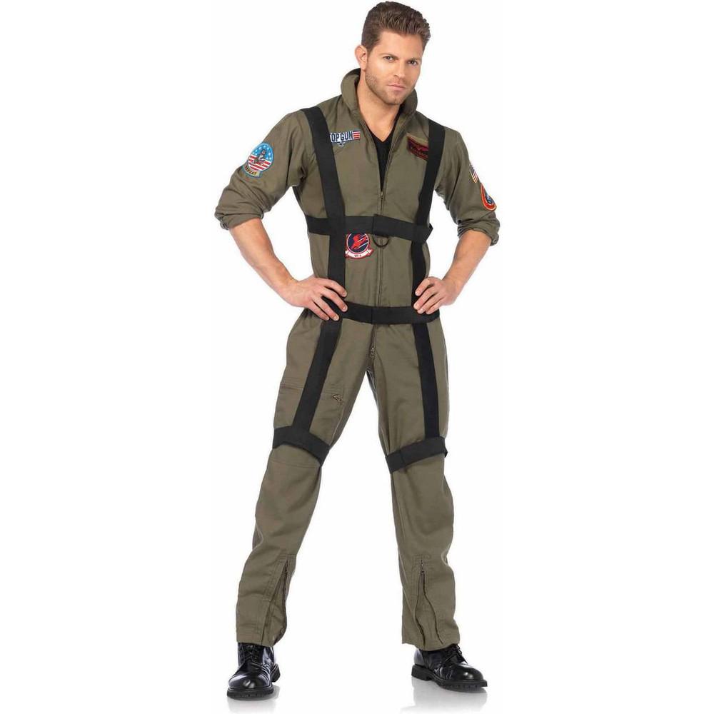 Top Gun Paratrooper Mens Costume