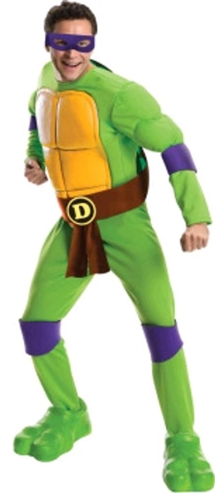 Teenage Mutant Ninja Turtles Donatello Deluxe Adult Costume