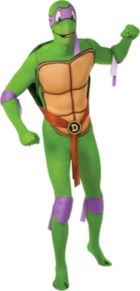 Teenage Mutant Ninja Turtles Donatello 2nd Skin Suit