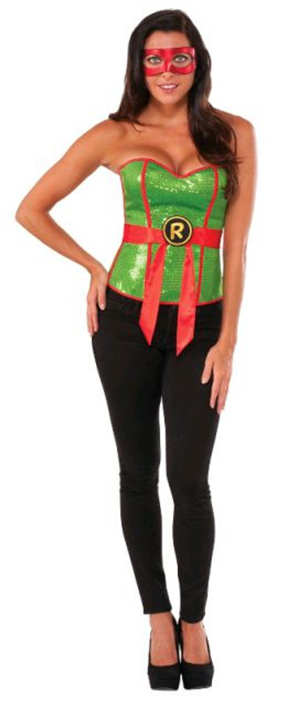 Teenage Mutant Ninja Turtles - Raphael Sequin Corset