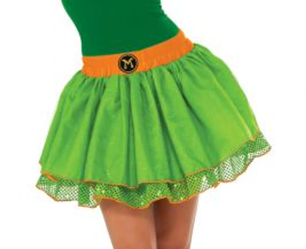 Teenage Mutant Ninja Turtles - Michelangelo Tutu Skirt