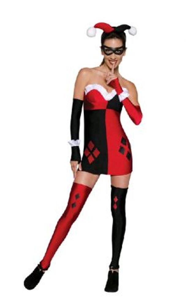 Batman Harley Quinn Adult Costume