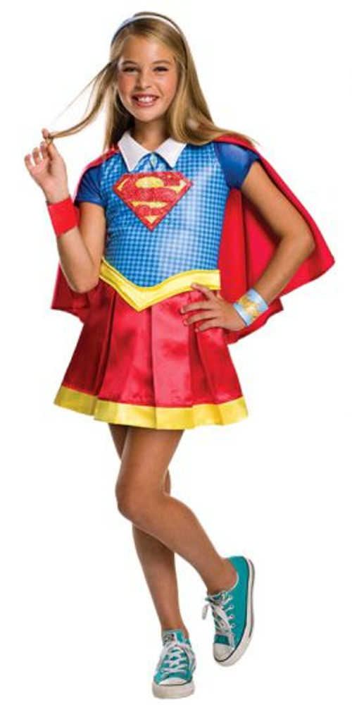 Supergirl DC Comics Girls Costume
