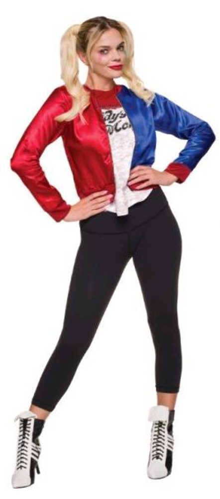 Harley Quin Womens Costume