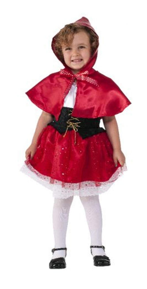Lil' Red Riding Hood Toddler Costume