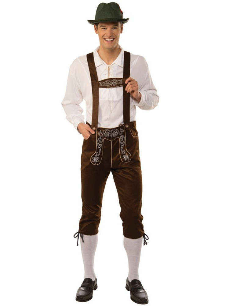 Oktoberfest Lederhosen Adult Costume