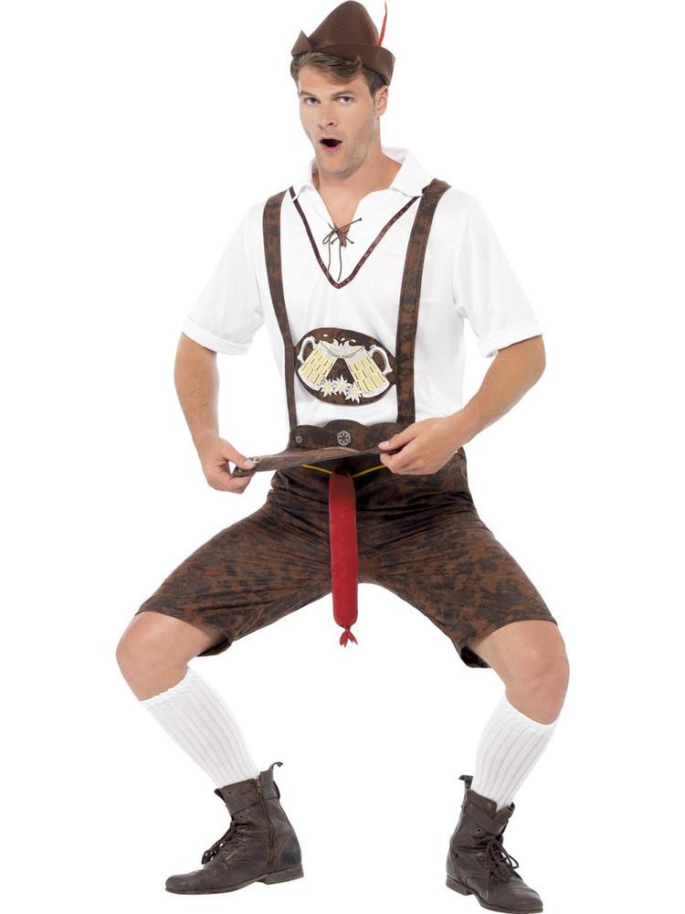 Oktoberfest Brad Wurst Costume