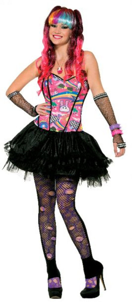 1980s Sugar Max Women's Costume