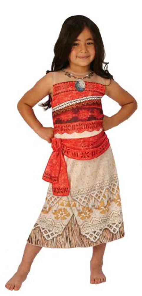 Moana Princess Girls Costume