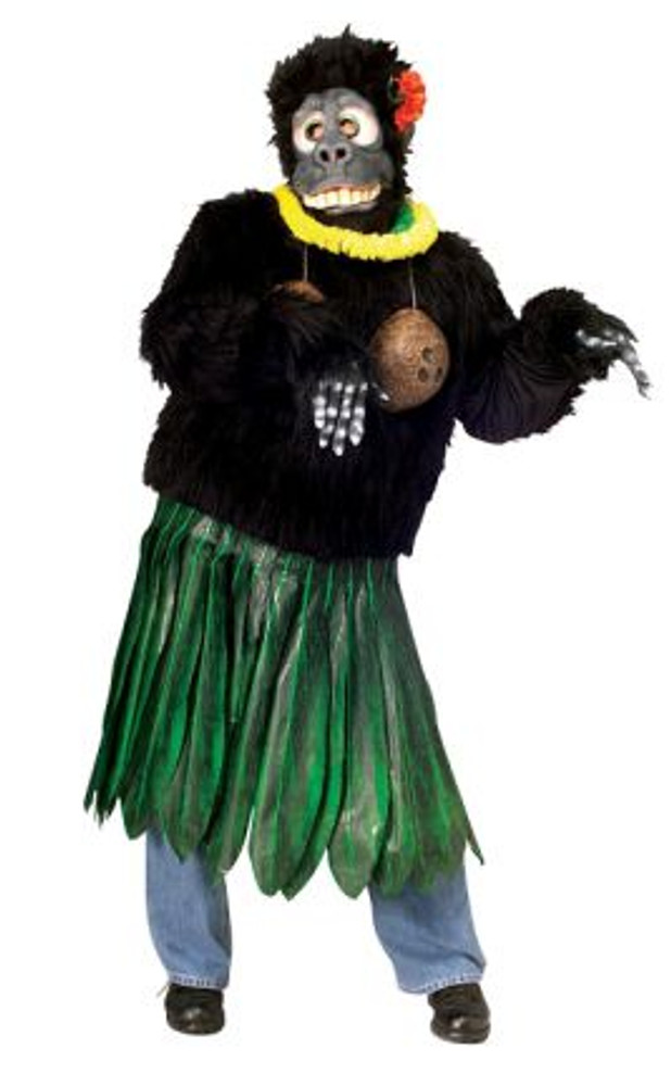 Gorilla Aloha Animal Costume