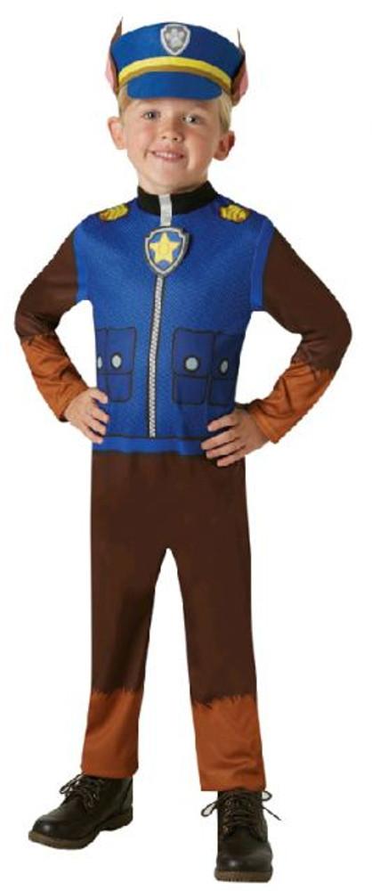 Paw Patrol Chase Boys Costume