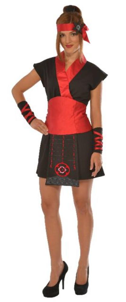 Ninja Womens Costume