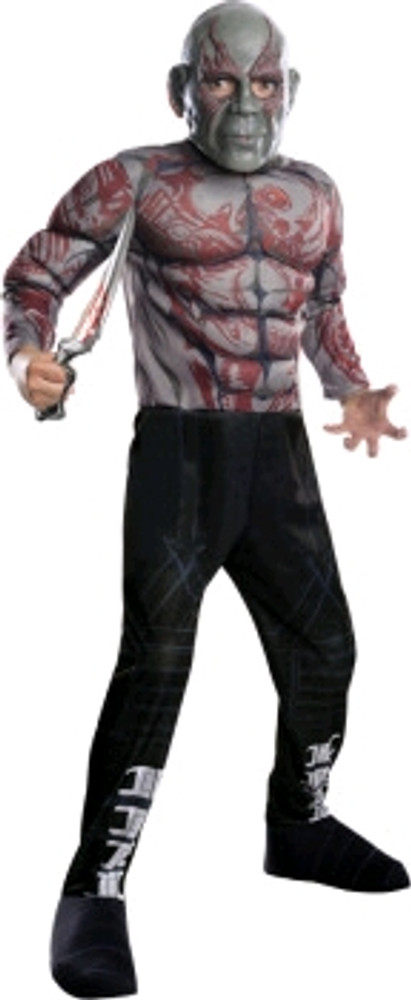 Guardians of the Galaxy - Drax the Destroyer Child Costume