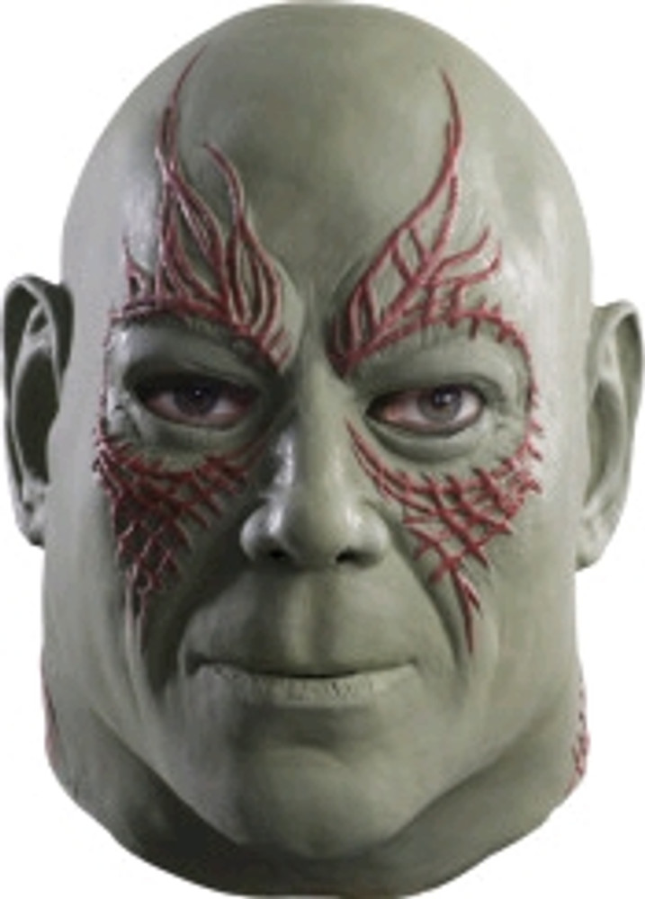 Guardians of the Galaxy - Drax the Destroyer Overhead Adult Mask