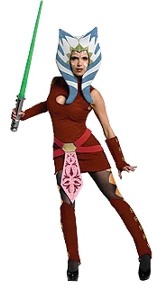 Star Wars Ashoka Deluxe Womens Costume