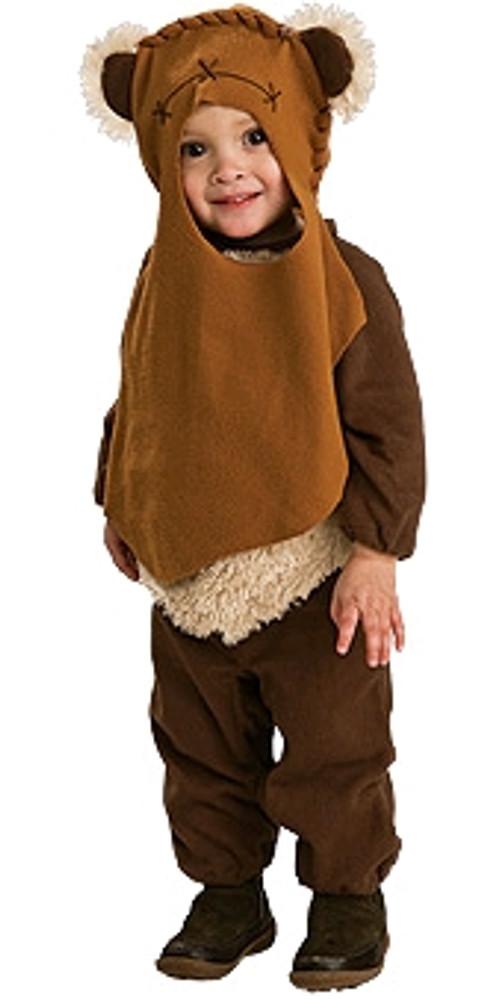 Star Wars Ewok Baby Costume