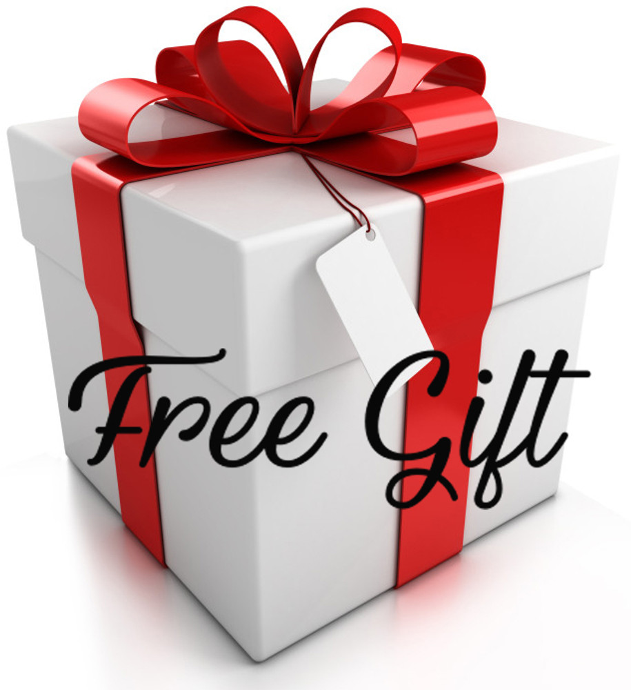FREE GIFT - for orders over $50
