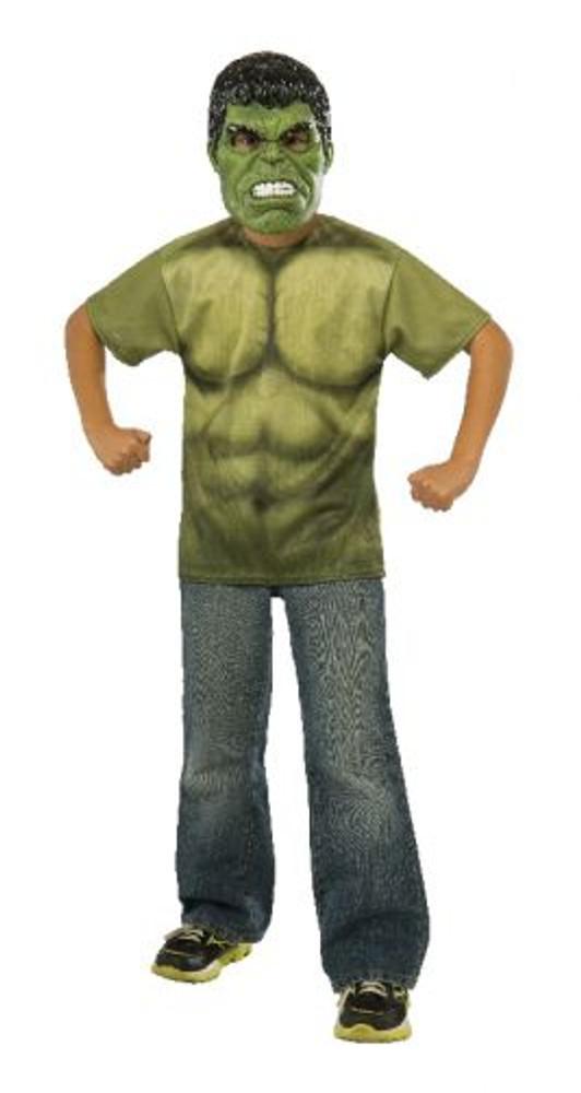 Hulk T-Shirt Kids Costume
