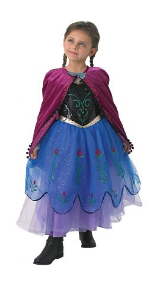 Frozen Anna Premium Girls Costume