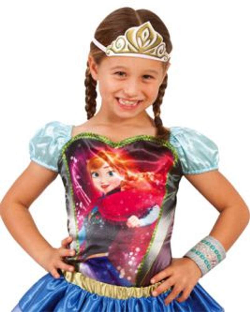 Frozen Anna Princess Girls Top