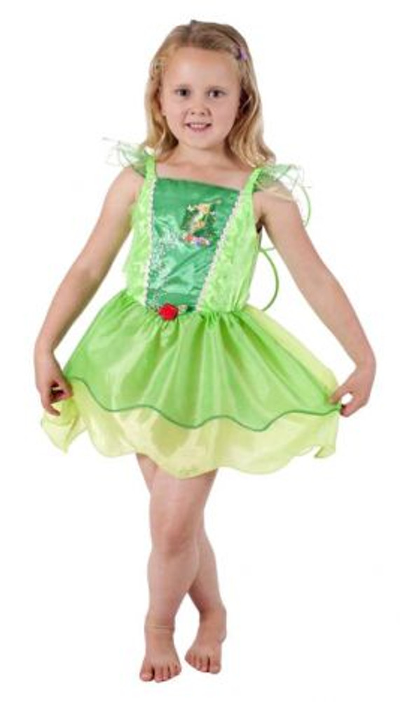 Tinker Bell Deluxe Playtime Girls Costume