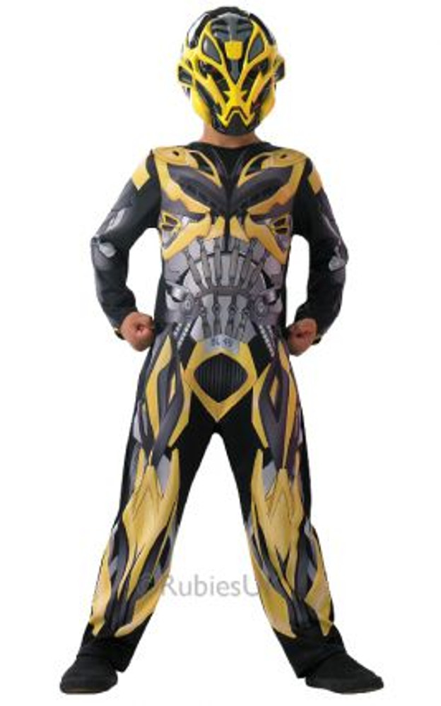 Transformers 4 Bumblebee Kids Costume