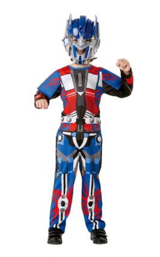 Transformers Optimus Prime Kids Costume