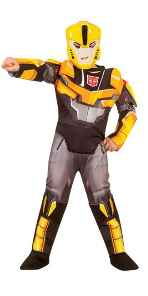Transformers Bumblebee in Disguise Kids Costume