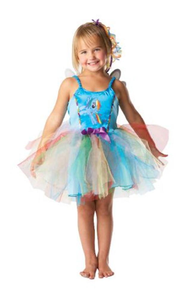 My Little Pony Rainbow Dash Girls Costume